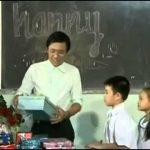 Hài TRẤN THÀNH làm thầy giáo, giả tiếng bắc cực hay